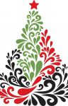 Festival of Trees Logo - TREE ONLY